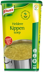 Knorr heldere kippensoep  Knorr heldere kippensoep